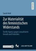 Zur Materialität des feministischen Widerstands (eBook, PDF)