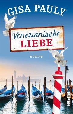 Venezianische Liebe (Mängelexemplar) - Pauly, Gisa