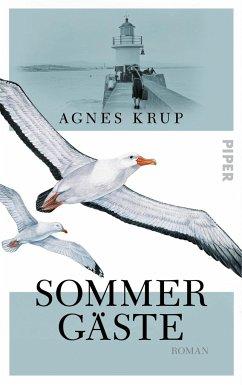 Sommergäste (Mängelexemplar) - Krup, Agnes
