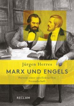 Marx und Engels (Restauflage) - Herres, Jürgen