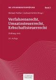 Verfahrensrecht, Umsatzsteuerrecht, Erbschaftsteuerrecht (eBook, ePUB)