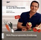 Mein Weg zur gesunden Ernährung, 1 MP3-CD