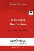Il Reuccio Gamberino / Der kleine König Krebs (mit Audio)