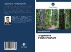 Allgemeine Forstwirtschaft