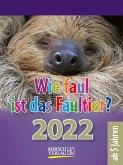 Wie faul ist das Faultier? 2022