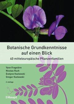 Botanische Grundkenntnisse auf einen Blick - Botanische Grundkenntnisse auf einen Blick