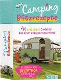 Camping Blitzrezepte - 50 praktische Rezepte für einen entspannten Urlaub.
