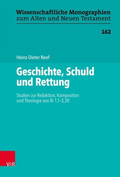Geschichte, Schuld und Rettung - Neef, Heinz-Dieter