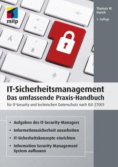 IT-Sicherheitsmanagement - Harich, Thomas W.