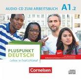 Pluspunkt Deutsch - Leben in Deutschland - Allgemeine Ausgabe - A1: Teilband 2 Audio-CD zum Arbeitsbuch