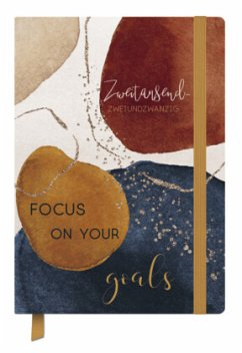 Terminkalender Jahresbegleiter Goals 2022
