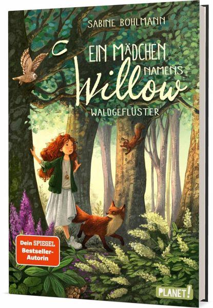 Buch-Reihe Ein Mädchen namens Willow