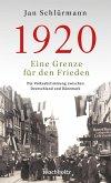 1920. Eine Grenze für den Frieden (eBook, PDF)
