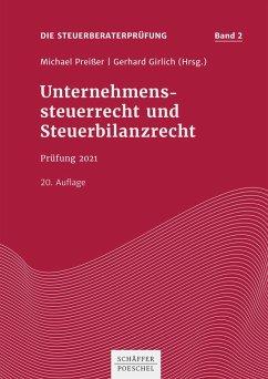 Unternehmenssteuerrecht und Steuerbilanzrecht (eBook, ePUB)