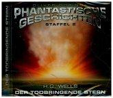 Phantastische Geschichten - Der todbringende Stern, 1 Audio-CD