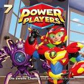 Power Players - Die zweite Chance und andere Geschichten, 1 Audio-CD