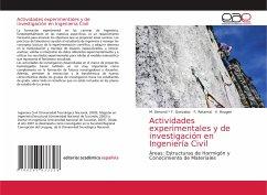 Actividades experimentales y de investigación en Ingeniería Civil