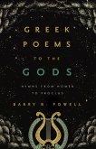 Greek Poems to the Gods (eBook, ePUB)