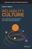 Reliability Culture (eBook, ePUB)