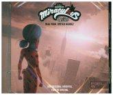 Miraculous World - New York,United Heroez, 1 Audio-CD