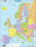 Europa (politisch) (Kinderpuzzle)
