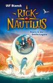 Alarm in der Delfin-Lagune / Rick Nautilus Bd.3