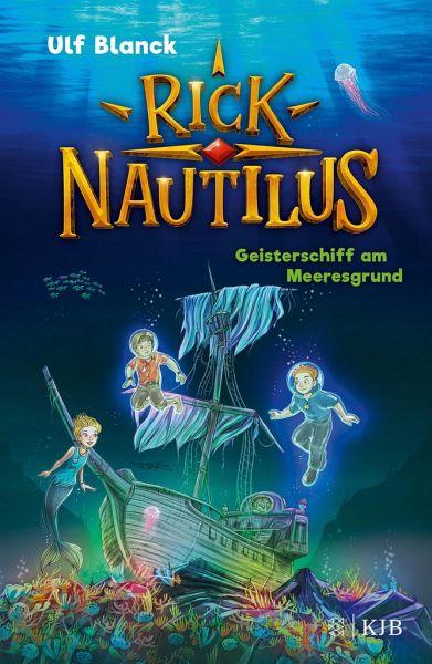 Buch-Reihe Rick Nautilus