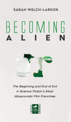 Becoming Alien - Welch-Larson, Sarah