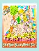 Minako and Delightful Rolleen's Bunny Rabbit Rescue Adventure Book 2