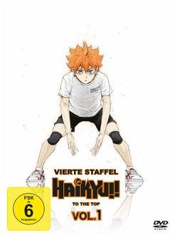 Haikyu!! 4. Staffel - Vol. 1 (Episode 1-6 + 2 OVAs)