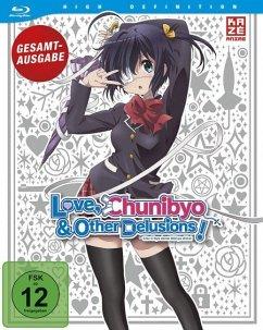 Love, Chunibyo & Other Delusions! - 1.Staffel - Gesamtausgabe Gesamtedition