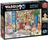 Wasgij Mystery - Greifen Sie zu! (Puzzle)