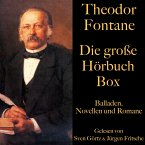 Theodor Fontane: Die große Hörbuch Box (MP3-Download)