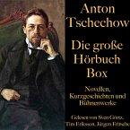 Anton Tschechow: Die große Hörbuch Box (MP3-Download)