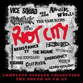 Riot City ~ Complete Singles Collection: 4cd Capac