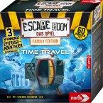 Noris 606101968 - Escape Room Time Travel Family Edition, Familienspiel,