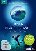 UNSER BLAUER PLANET - die kollektion Limited Mediabook