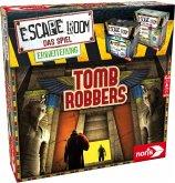 Noris 606101964 - Escape RoomTomb Robbers, Partyspiel, Erweiterung