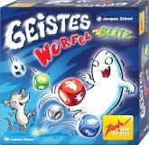 Zoch 601105141 - Geistesblitz Würfelblitz, Reaktionsspiel