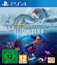 Subnautica: Below Zero (PlayStation 4)