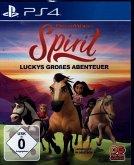 Spirit Luckys großes Abenteuer (PlayStation 4)