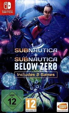 Subnautica + Subnautica: Below Zero (Nintendo Switch)