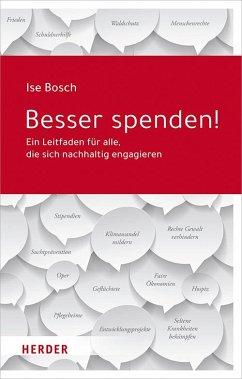 Besser spenden! - Bosch, Ise