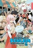 Meine Wiedergeburt als Schleim in einer anderen Welt Light Novel 08