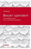 Besser spenden! (eBook, PDF)