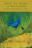 How to Make a Wetland (eBook, ePUB)
