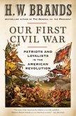 Our First Civil War (eBook, ePUB)