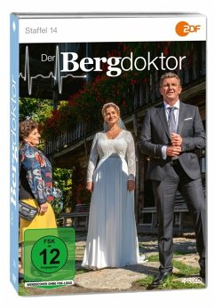 Der Bergdoktor: Staffel 14 DVD-Box
