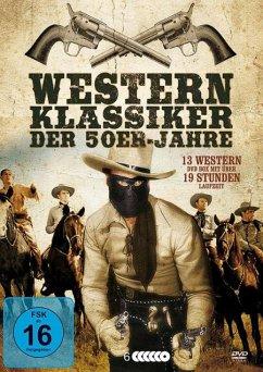 Western Klassiker der 50er-Jahre - Diverse