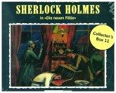 Sherlock Holmes, Die Neuen Fälle: Collector's Box, 3 Audio-CD